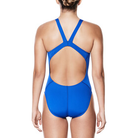 Nike Swim Poly Core Solid Fast Back One Piece Dame game royal